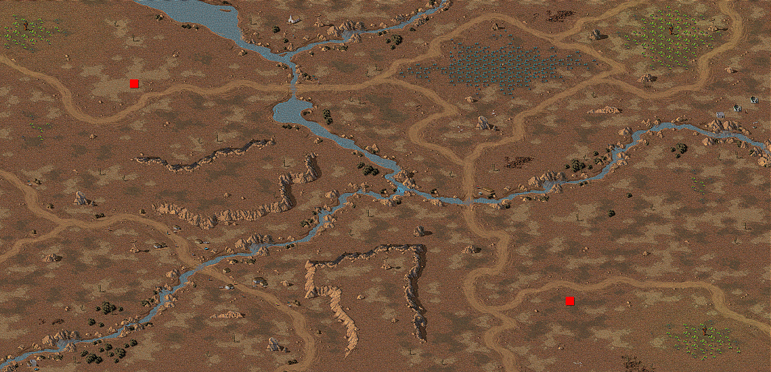 The Dawn of the Tiberium Age Map Dta on